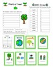 Earth Day Literacy and Math Packet