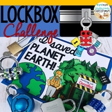 Earth Day Activity | Lockbox Challenge | Enrichment | Brea