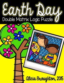 Earth Day Logic Puzzle