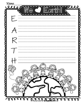 """Earth Day: """"Love our Earth"""""""