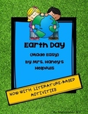 Earth Day Made Easy with Literature Activities