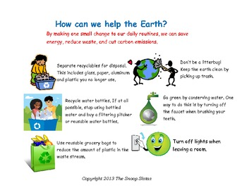 Earth Day: Make every day Earth Day!