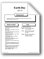 Earth Day: Making Books