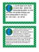 Earth Day Math