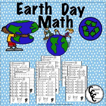 Math (Earth Day)