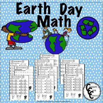 Math (Earth Day)