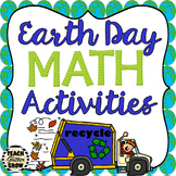 Earth Day Activities for Math Centers