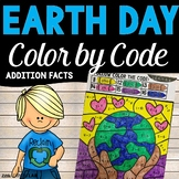 Earth Day Math  Activities | Earth Day Activities | Additi