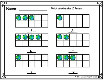 Earth Day Math Activities For The Common Core