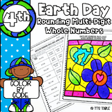 Earth Day Math Activity | Color of Code