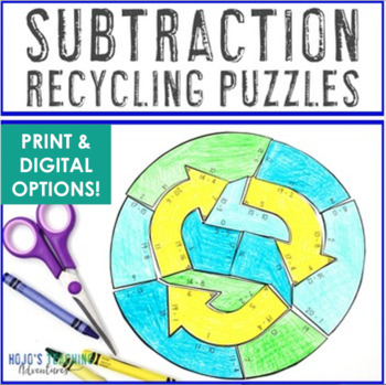 Earth day math activity subtraction earth day activity earth day earth day math activity subtraction earth day activity earth day math project ccuart