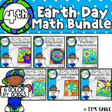 Earth Day Math Bundle