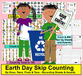 Earth Day Math: Skip Counting
