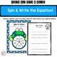 Earth Day Math Fact Center Game