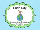 Earth Day Math- Centers, Small Groups and Printables