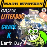 Kindergarten Earth Day Math Mystery - Fun Earth Day Activity