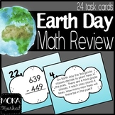 Earth Day Math Review Packet