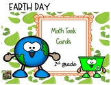 Earth Day Math Task Cards (2nd grade)