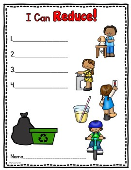 Kindergarten - Sp. Ed.- Science-  Earth Day Science,Math & Literacy Activities