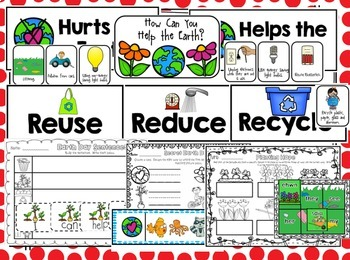 Earth Day Centers and Activities {CCSS}