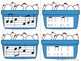 Earth Day Melody Matching--A stick to staff notation game {pentatonic}