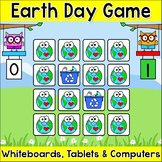 Earth Day Memory Matching Game for Tablets, Smartboards & Computers