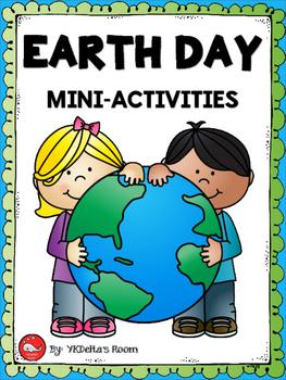 Earth Day Mini - Activities