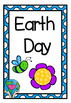 Earth Day Mini Activity Pack