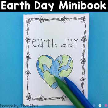 Earth Day Mini-Book