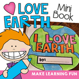 Earth Day Mini Book of Writing Activities