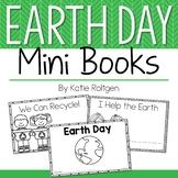 Earth Day Mini Books