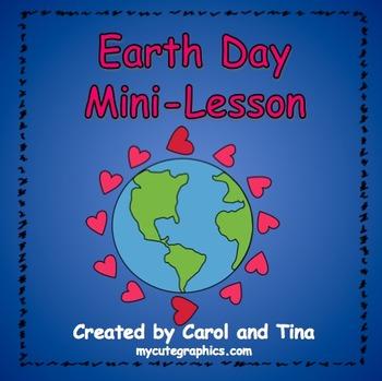 Earth Day Mini-Lesson