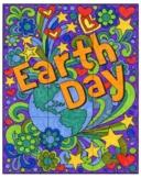 Earth Day Mini Mural