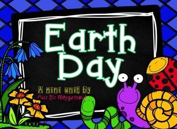 Earth Day Mini Pack