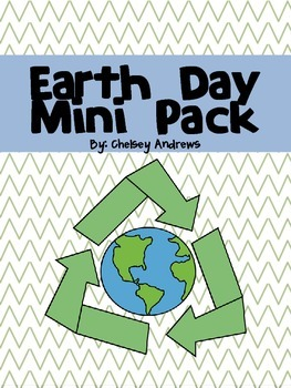Earth Day Mini Pack