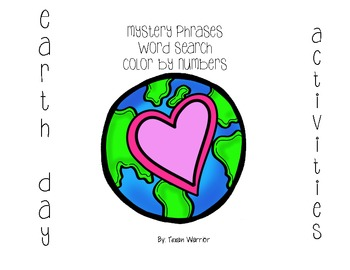 Earth Day Mini Packet