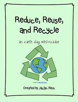 Earth Day Mini-Reader