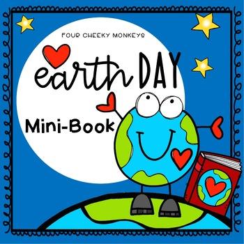 Earth Day Mini Reader - Free!