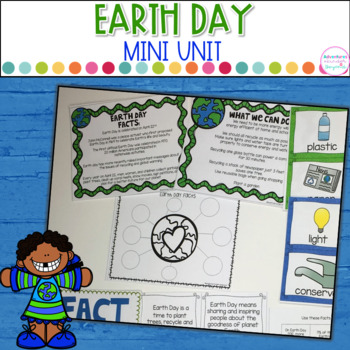Earth Day Mini Unit