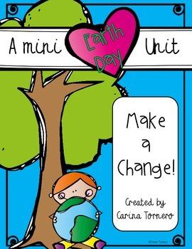 Earth Day Mini Unit