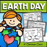 Earth Day Mini Unit: Activities and Printables!