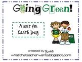 Earth Day Mini-Unit {Freebie}