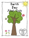 Earth Day Mini Unit and Project