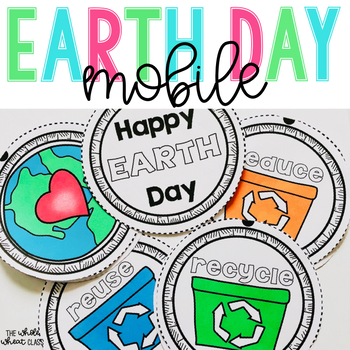 Earth Day Mobile Craft