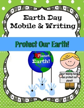 Earth Day Mobile & Writing