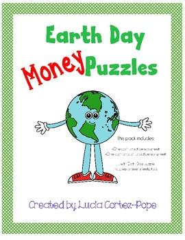 Earth Day Money Activity