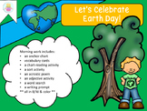 Earth Day Morning Work