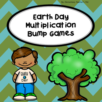 Earth Day Multiplication Bump