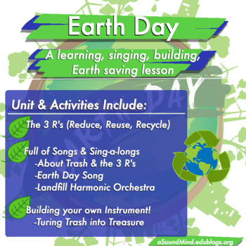 Earth Day: Music from Trash