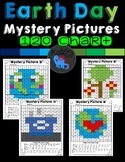 Earth Day Mystery Picture 120 Chart